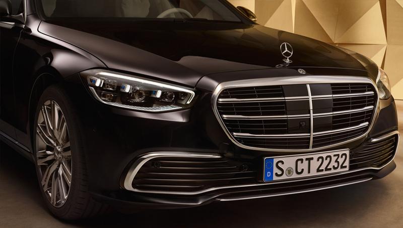Названы рублевые цены на самый мощный новый Mercedes S-Class