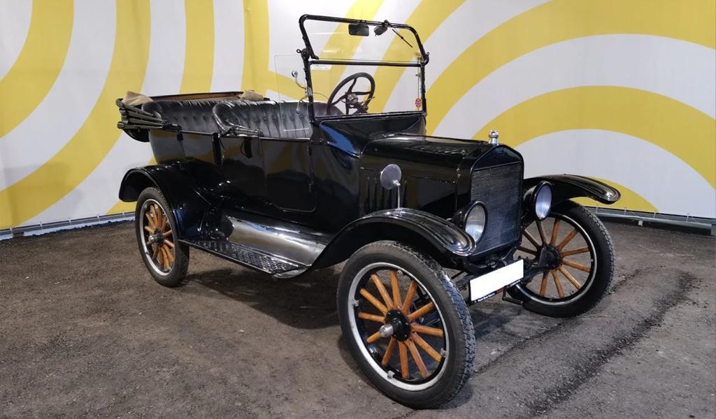 В России за 17 млн рублей продают Ford Model T 1922 года