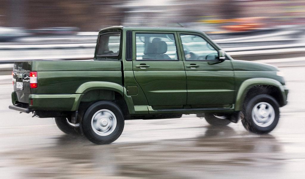УАЗ опять поднял цены на автомобили