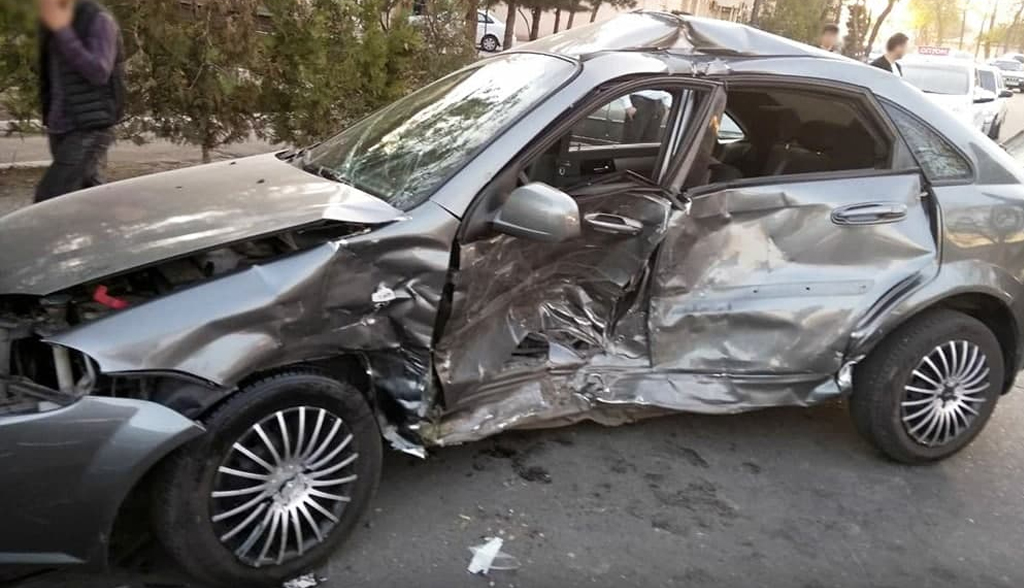 В ГУВД Ташкента рассказали о смертельно ДТП в Мирабадском районе