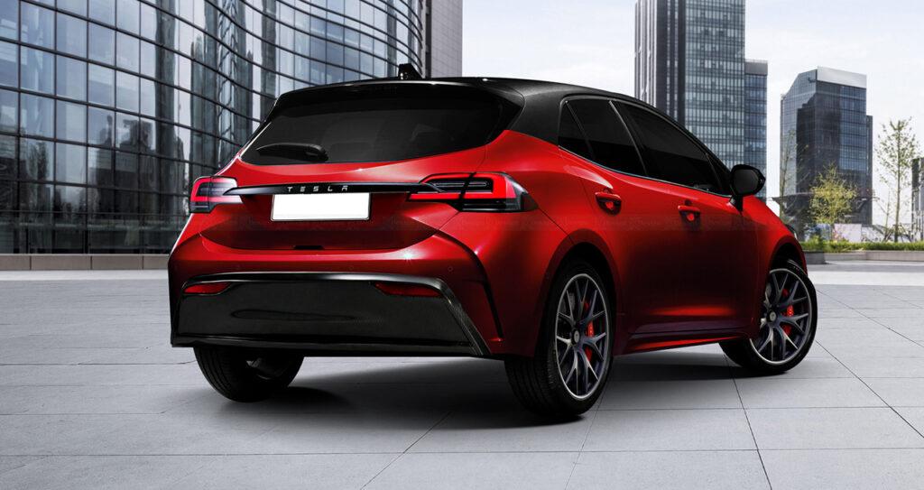 Стало известно, когда Tesla начнет продажи в Европе бюджетной модели Model 2