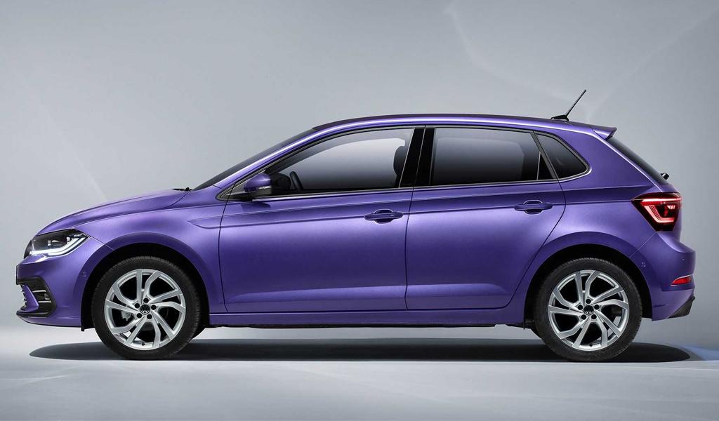 Volkswagen представила обновленный Polo для Европы