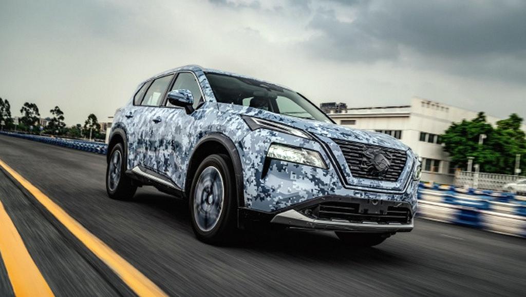 Nissan показал новый глобальный X-Trail