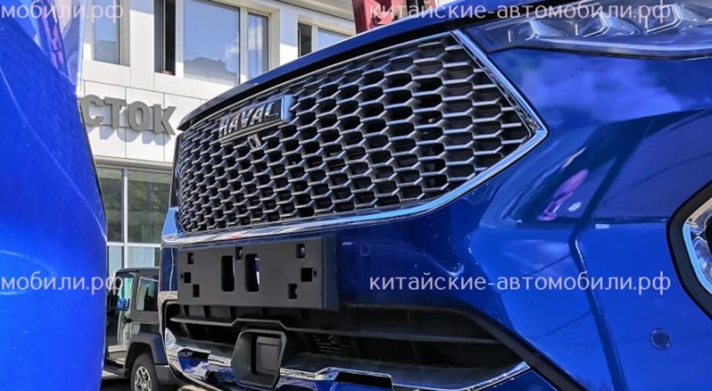 Китайская компания Haval планирует обновить в России кроссовер F7 и его купе-версию F7x. Причем произойдет это уже в следующем месяце. Об этом стало известно порталу «Китайские автомобили».