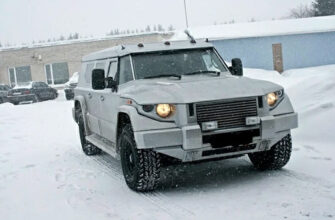 В Минске продают бронированный внедорожник за 106 млн рублей
