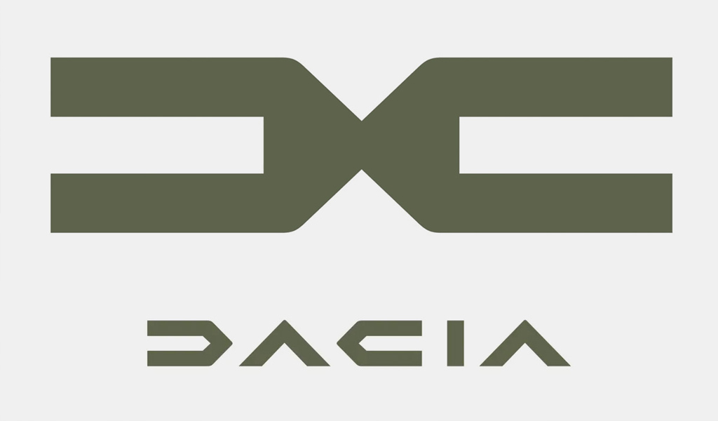 Новый логотип Dacia