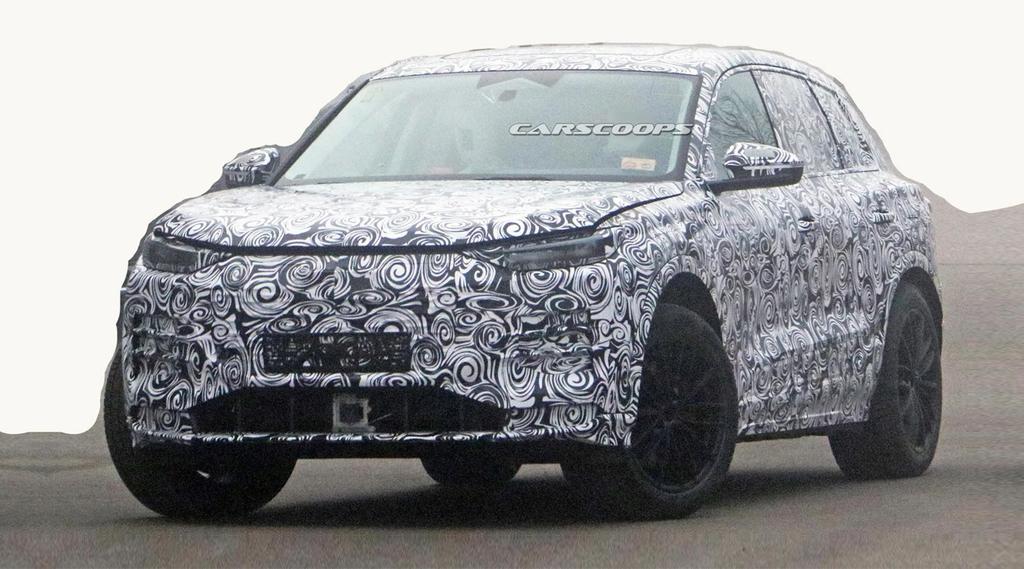 Audi готовит электрический кроссовер Q6