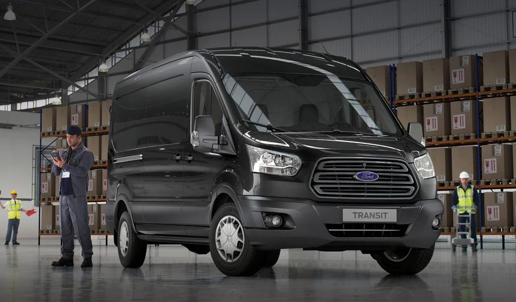 Завод Ford в Турции приостанавливает поставку компонентов для Ford Transit в Россию