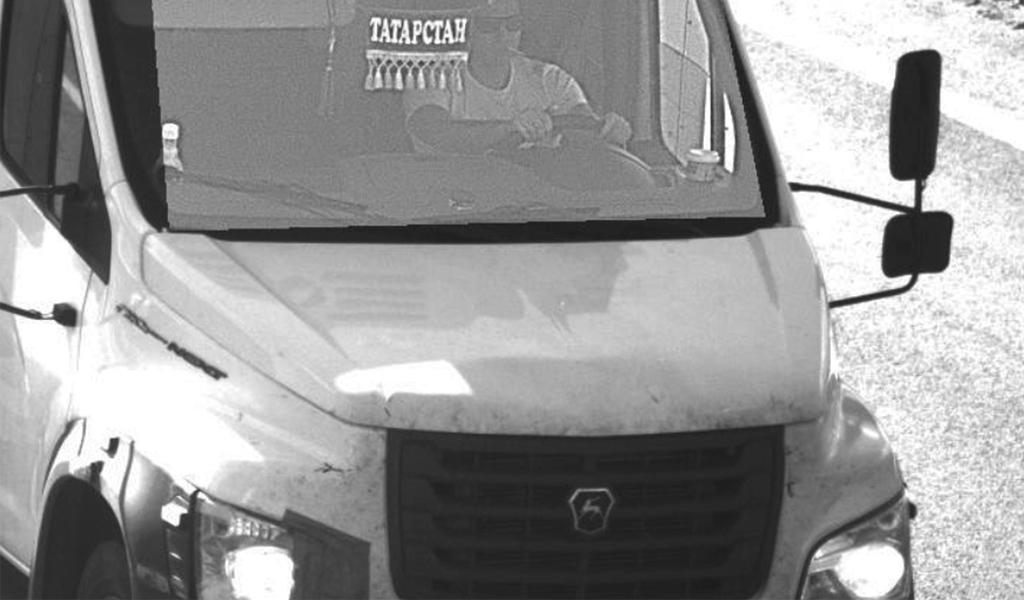 В российских регионах начали выявлять непристегнутых водителей по камерам