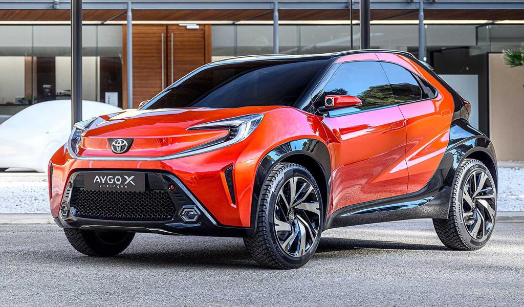 Aygo X prologue: новый бюджетный сити-кар от Toyota представлен официально