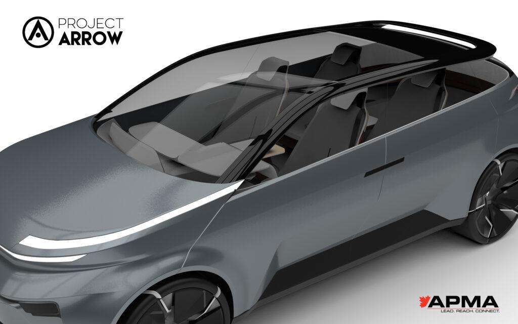 Project Arrow Concept