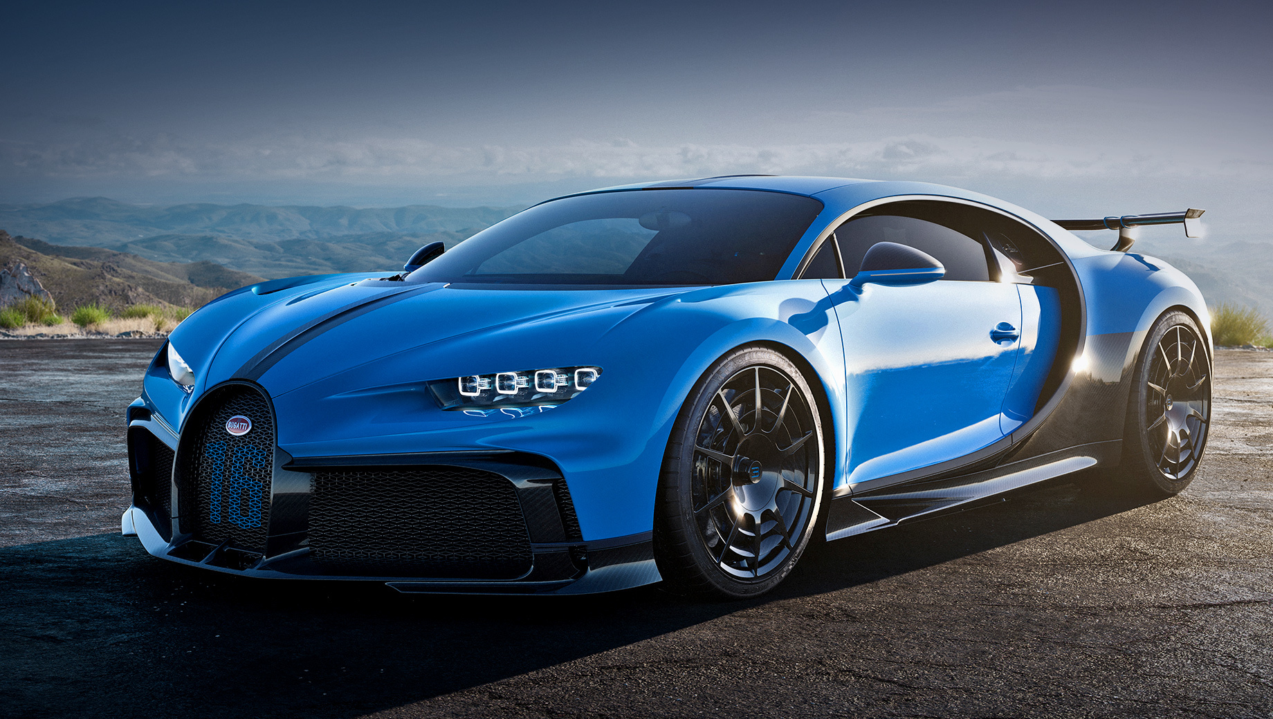 Bugatti отказалась от выпуска нового суперкара