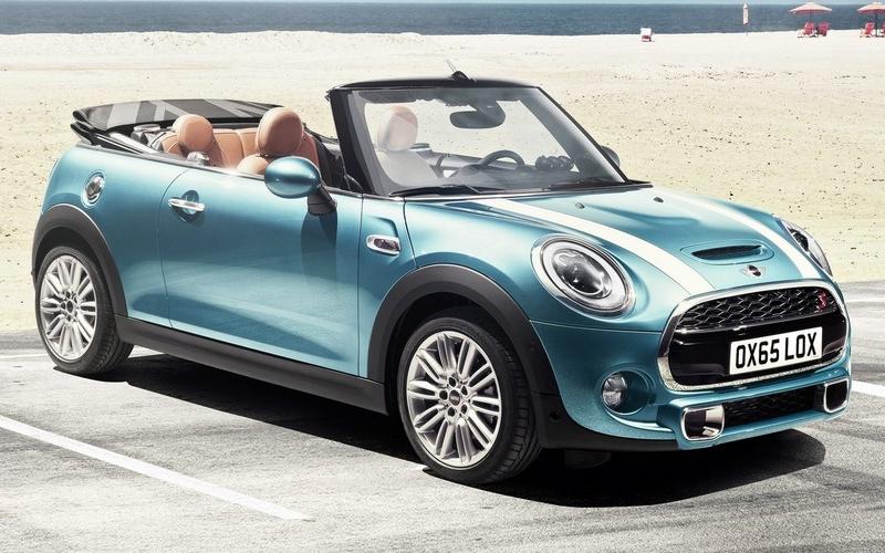 В 2025 году Mini выпустит электрический кабриолет
