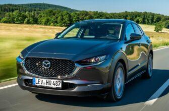 Известны подробности о Mazda CX-30 для РФ
