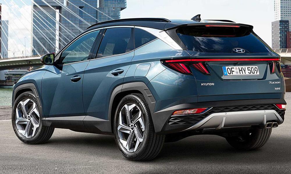 Hyundai получил ОТТС на новый Tucson для России