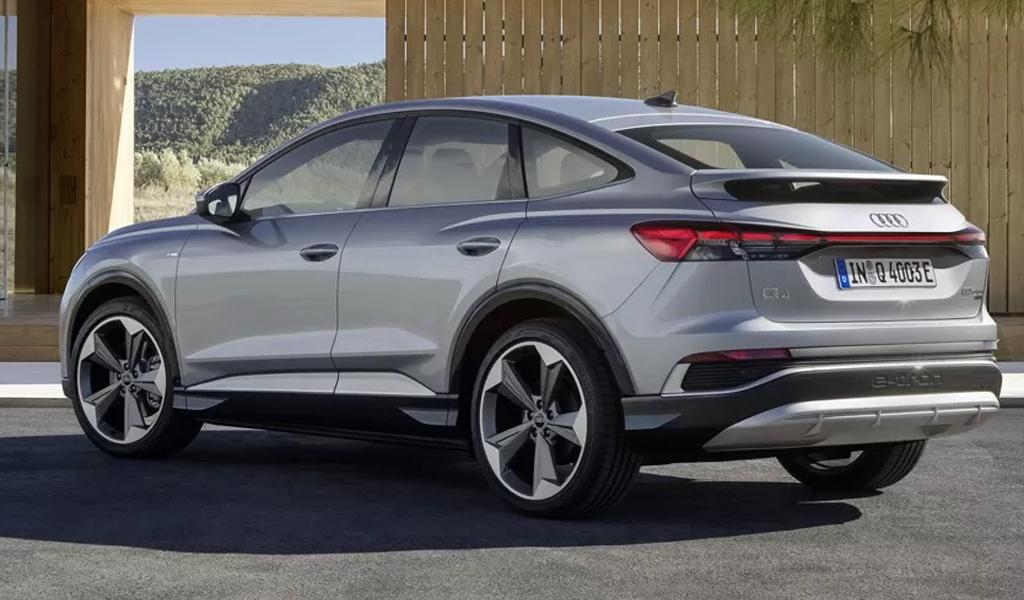 Audi представила компактный электрокроссовер Q4 e-tron