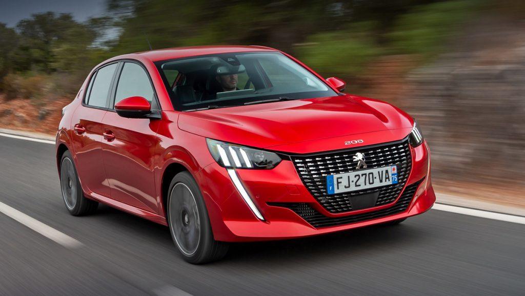 Peugeot 208 стал самым продаваемым автомобилем месяца в Европе