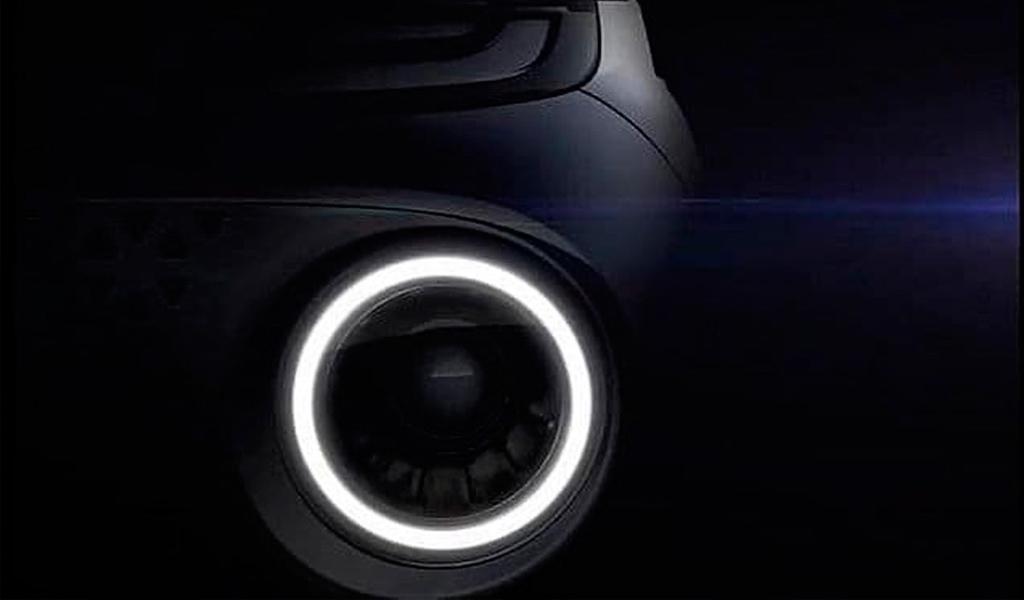 Hyundai анонсировала самый маленький кроссовер AX1