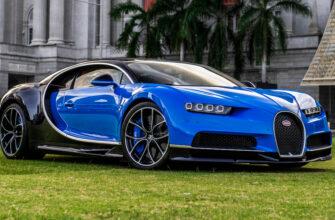 Bugatti пока не собирается прекращать производство машин с ДВС