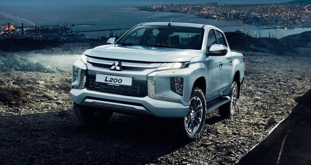 Mitsubishi L200 стал самым продаваемым пикапом месяца в России
