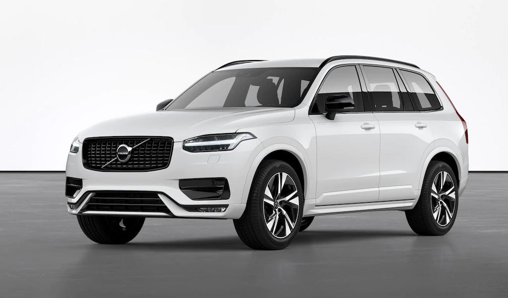 В России под отзыв попали внедорожники Volvo XC90