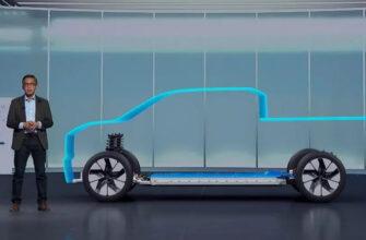 Ford может выпустить бюджетный электропикап