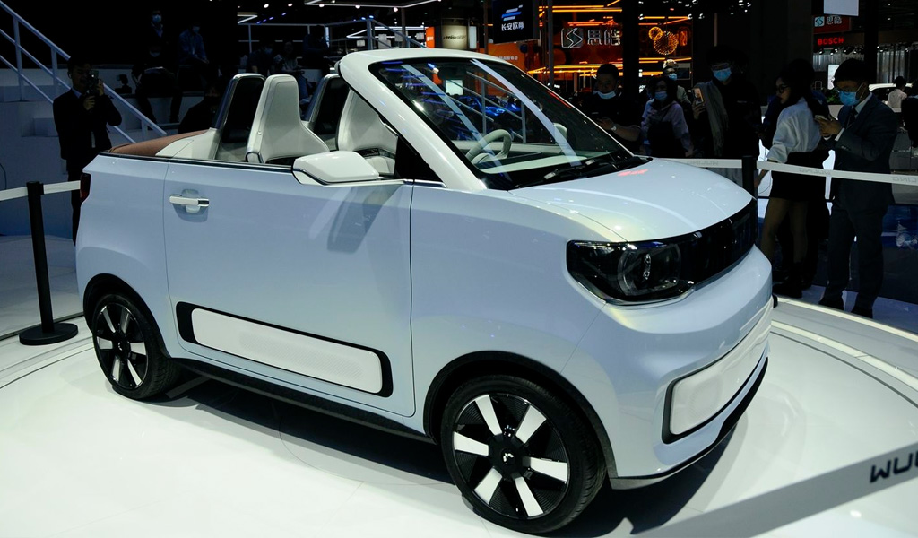 Wuling Mini EV Cabrio
