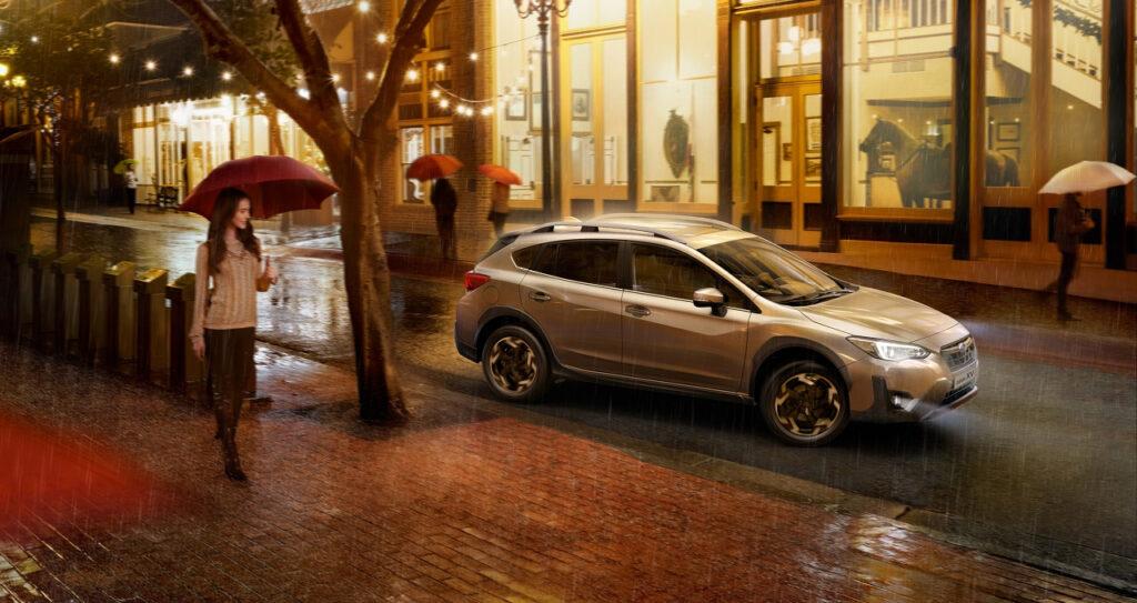 Subaru вновь подняла цены на машины в России