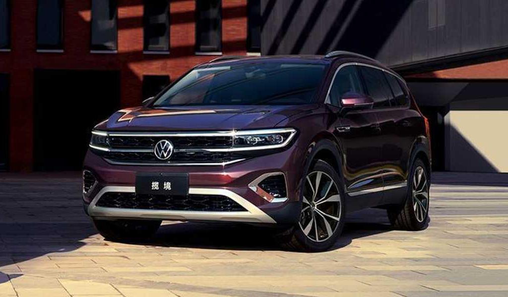 Начались продажи большого кроссовера Volkswagen Talagon
