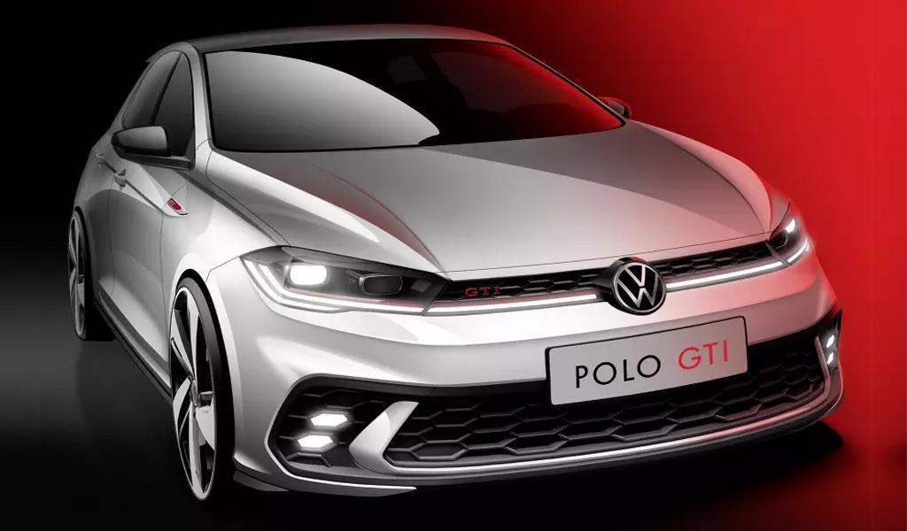 Volkswagen показал внешность «заряженного» Polo
