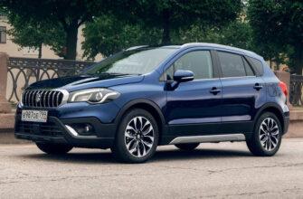 Suzuki похвасталась результатами продаж в России