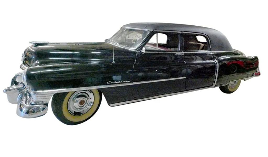 В США на продажу выставили Cadillac Fleetwood 75 из «Крестного отца»