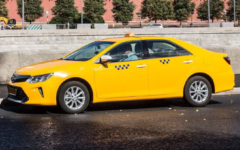 В Москве выросли цены на такси