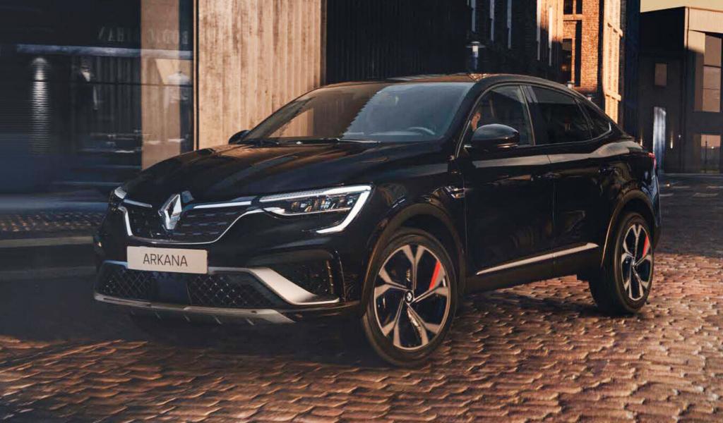 Renault будет активно развивать гибридные версии моделей с новой технологией