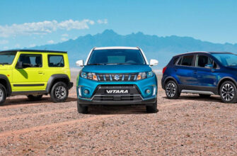 В России растут продажи автомобилей Suzuki