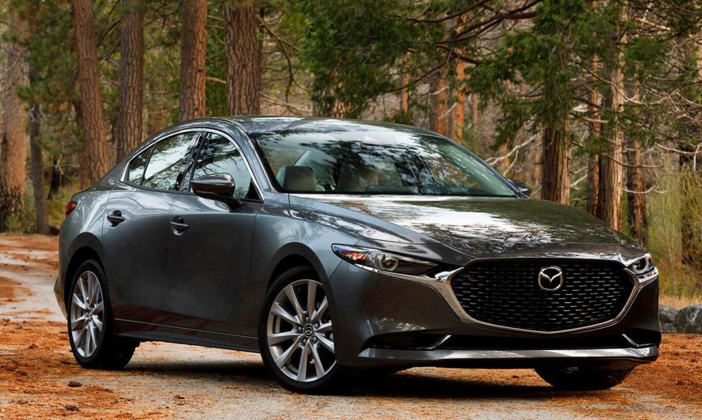 Те модели, которые уже производит Mazda на сегодняшний момент, не получат обновлений