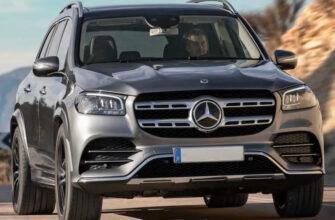Под отзыв в России попали более 1,1 тысячи автомобилей Mercedes