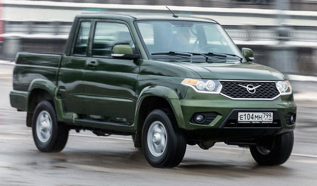 В России подорожали три модели УАЗ