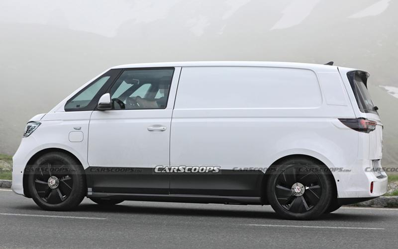 Новый минивэн Volkswagen