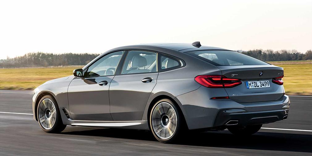 BMW 6-Series GT получил солидные обновления