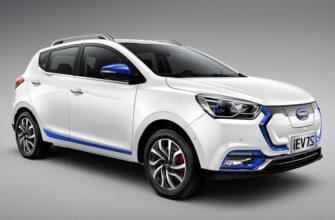 Каким будет электромобиль от китайского JAC для РФ