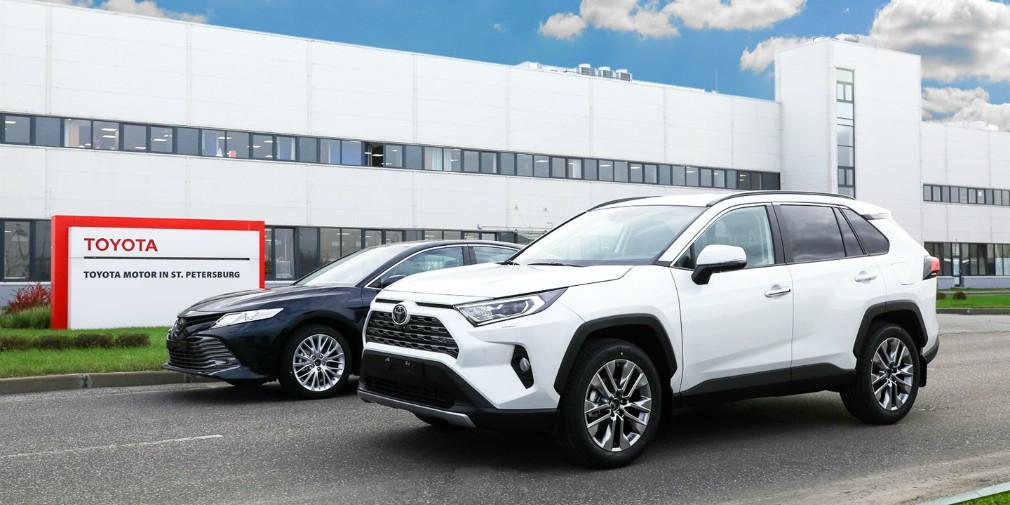 Уже осенью этого года на российском рынке появятся модели марки Toyota подключенные к интернету