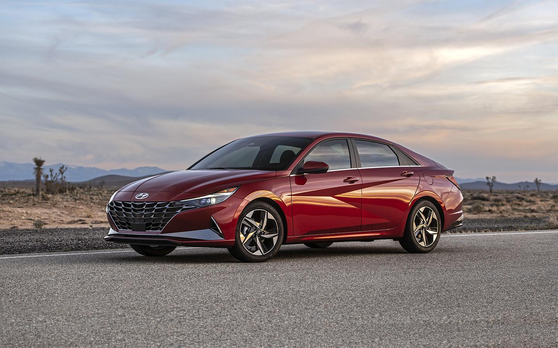 Новые модели Hyundai уже на подходе