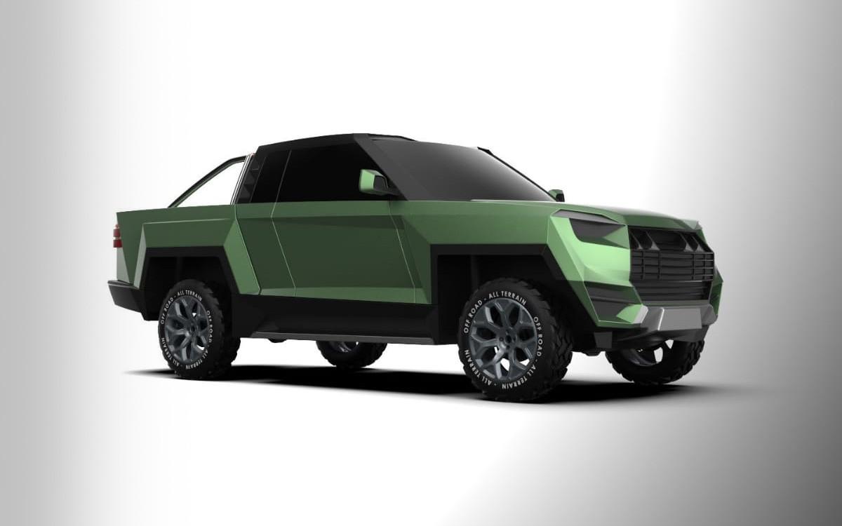 Готовится новый пикап от создателей автомобиля «Крым»