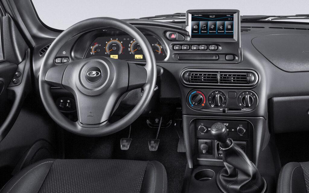 АвтоВАЗ официально начал продавать Lada Niva