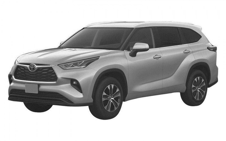 Новый Toyota Highlander появится в РФ