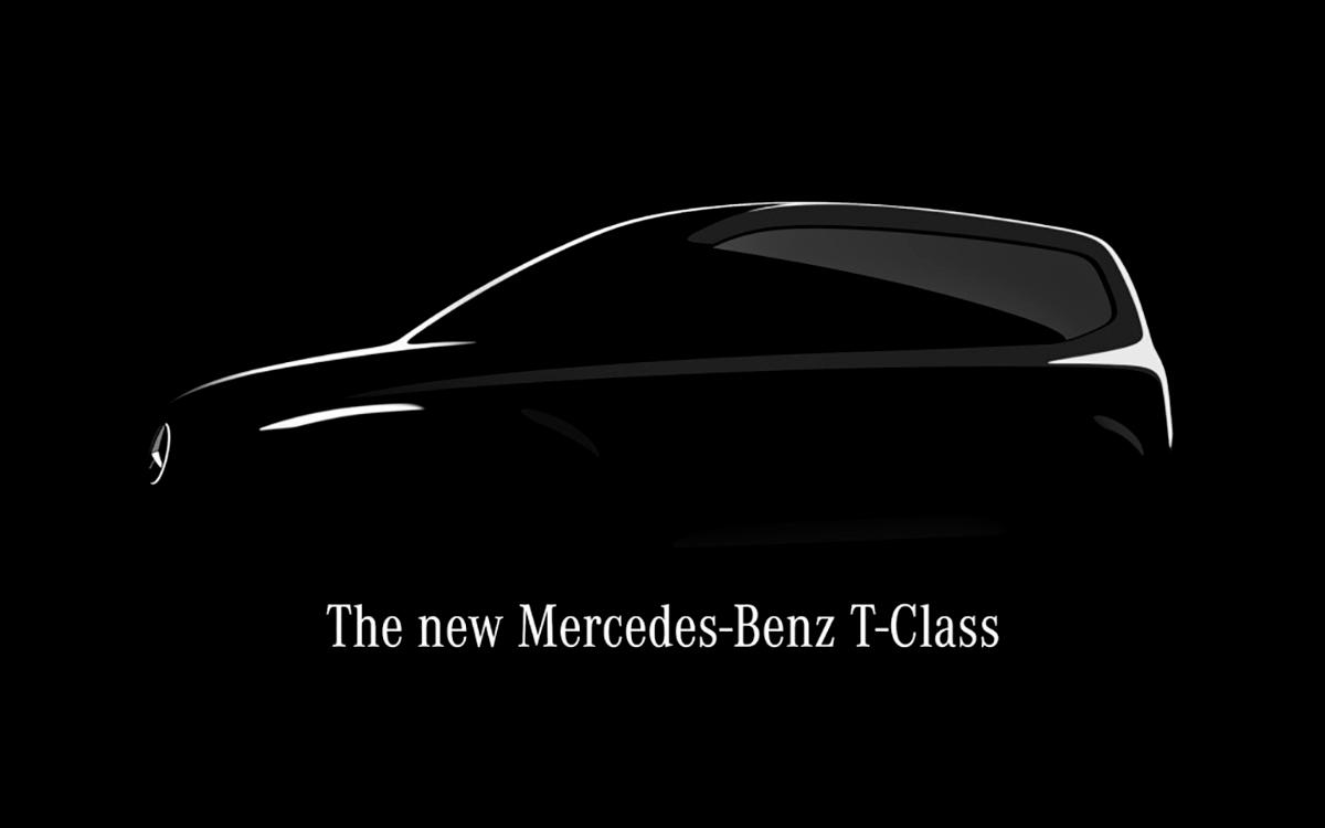 Mercedes-Benz раскрыл детали нового компактвэна