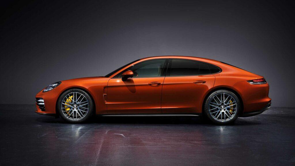Анонсирована новая Porsche Panamera