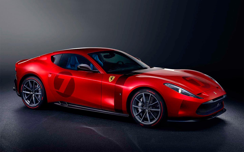 Появился новый гиперкар от Ferrari под названием Omologata