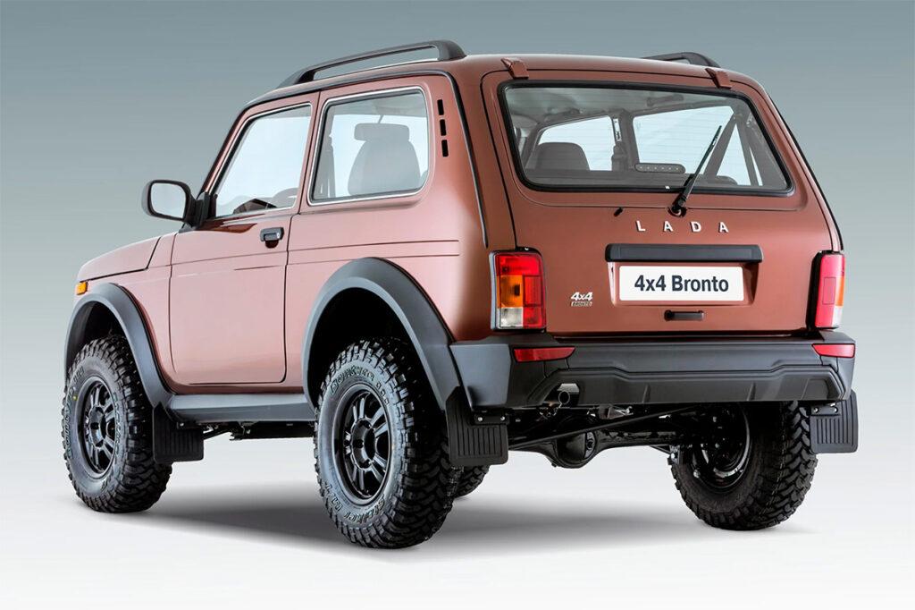 Lada 4x4 Bronto - 2